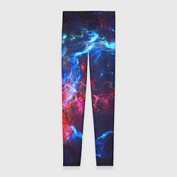 Леггинсы женские Космос цвета 3D — фото 1