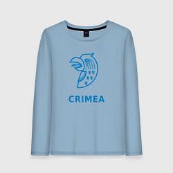 Женский лонгслив Crimea