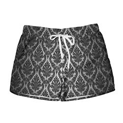 Женские шорты Гламурный узор