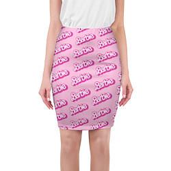 Юбка-карандаш женская Barbie Pattern цвета 3D — фото 1