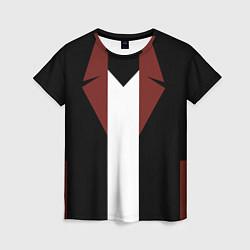 Футболка женская DMC: Dante цвета 3D — фото 1