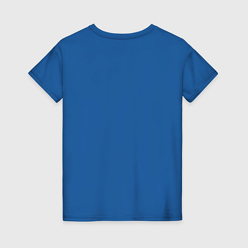 Женская футболка Made in 1994 / Синий – фото 2